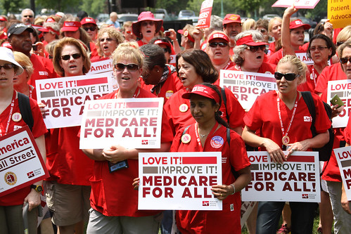 Healthy California Campaign Steps Up Call for Single-Payer Reform
