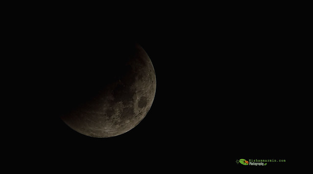 Lunar Eclipse | Gerhana bulan 16 Jun 2011 @ 2.45am (GMT+8)