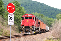 Western New York and Pennsylvania Railroad (Cooks Forest) Tags: cartier driftwood alco dft cp4500 canadianpacificrailway me16 canadiannationalrailways newyorksusquehannawestern am70 pc2054 arkansasandmissourirailroad ol2 wnypa portalleganypa westernnewyorkpennsylvaniarailroad cn2300 alcom636 quebeccartiermining cn2312 wnyparr alcomlwc630 wnyparr432 alcocentury430 canadianpacificrailway4500 arkansasandmissourirailroad70 alco630 wnypa630 nysw3668 qcm41 rrpowerleasingllc sixx41 636leasing wnyparr637 canadiannationalrailways2312 cartier47 qcm47 quebeccartiermining47 newyorksusquehannawestern3668 cartier41 quebeccartiermining41 rrpx41 wnyparr41 canadiannationalrailways2300 nyc2054 newyorkcentral2054 penncentralpc2054 cr2054 conrail2054 morristownerie16