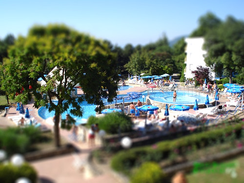 Bulgaria, Albena, Orhideja Hotel