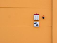 Urban orange (A_Peach) Tags: g5 olympus abstract availablelight urban v mft m43 lumix panasonic microfourthird micro43 apeach anjapietsch zuiko m 45mm f18 panasoniclumixg5 orange simple minimalistic