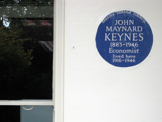 The great depression and john maynard keynes the great economic thinker of our time