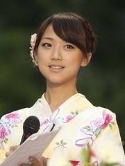 Yoshie Takeuchi / Roppongi Bon-Odori / 2009.08.23 #01