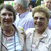 Mignon Birch (nee McCurry) and Elaine Tranter (nee Hoskins)