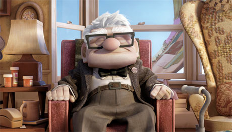 Carl from up