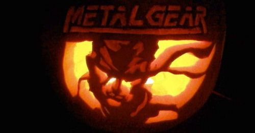 calabaza metal gear