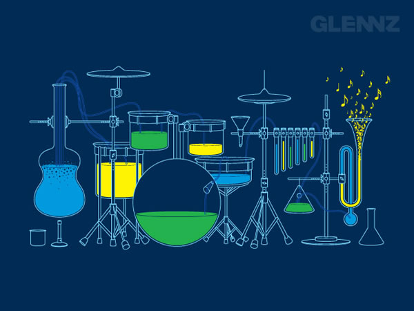 Image selected for Creative and Colorful Artworks from Glennz
