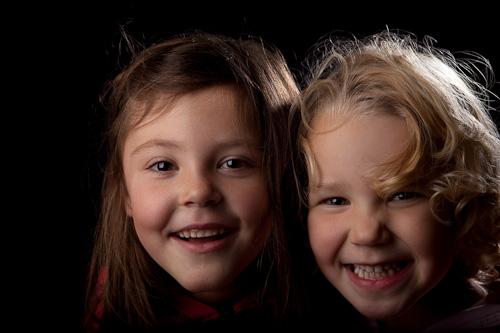 2 vriendinnetjes