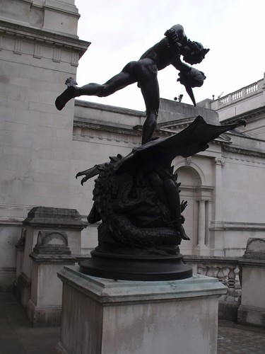 Tate Britain - The Rescue of Andromeda