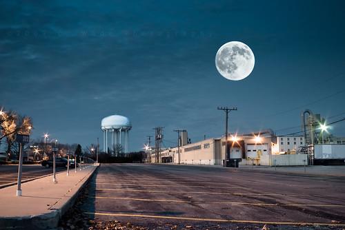 Moon Over Prospect