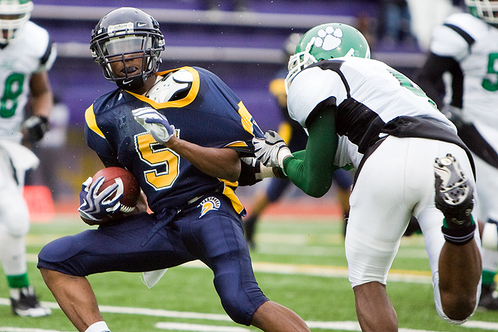 Ballou and Wilson High School Football