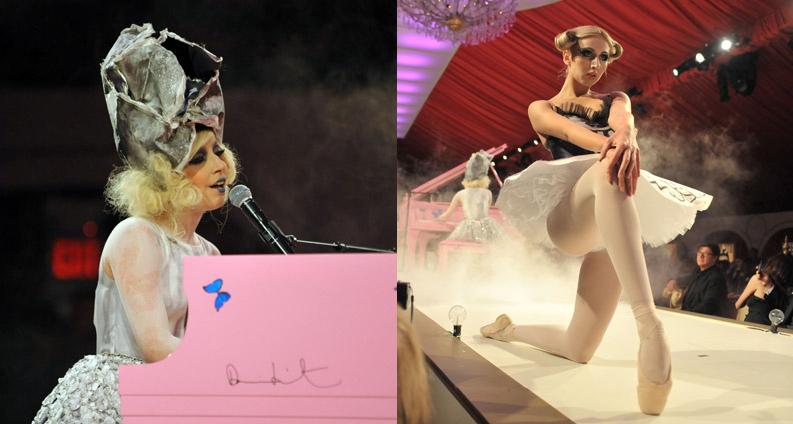 lady gaga bolshoi ballet moca 30th anniversary gala