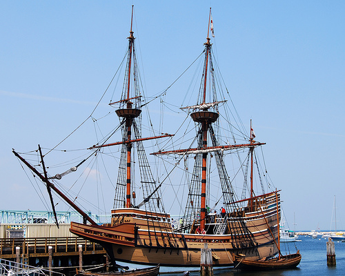MayflowerII Paul Keleher