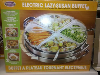 Really Lazy Susan