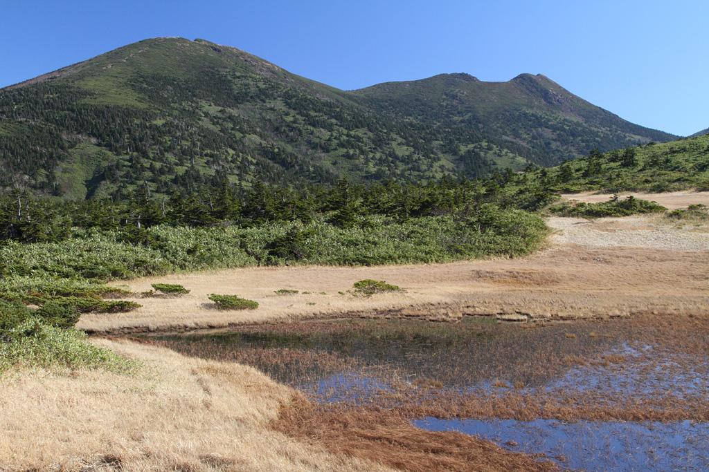 Mt Hakkoda & Tamoyachi Moor