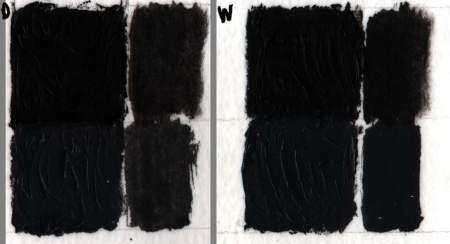Holbein DUO Lightfast Test 4141372857_a8e8020c4a_o