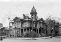 Robinson House, 1875 (southofbloor) Tags: house architecture detroit villa woodward mansion avenue