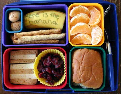 Kindergarten Snack #265: November 25, 2009