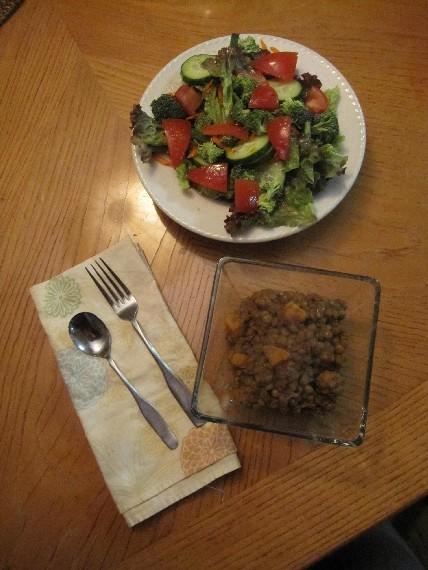 Monday Dinner