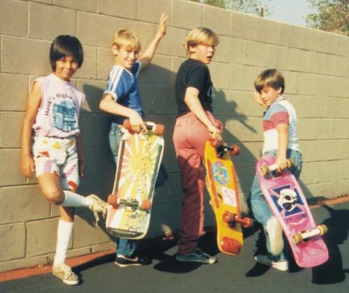 Rod & Skater Friends by fotofreddie1.