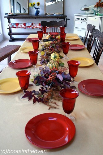 The Holiday Table