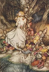 Illustration by Arthur Rackham (sofi01) Tags: fairytale childrenbook vintagebook vintageillustration arthurrackham