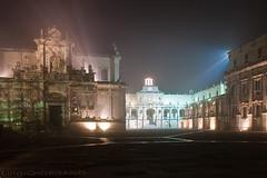 Il duomo di Lecce (Ruligi [ LAPhotostudio.it ]) Tags: longexposure chiesa duomo nebbia salento puglia luce lecce canon1740f4 lungaesposizione ruligi luigigiordano