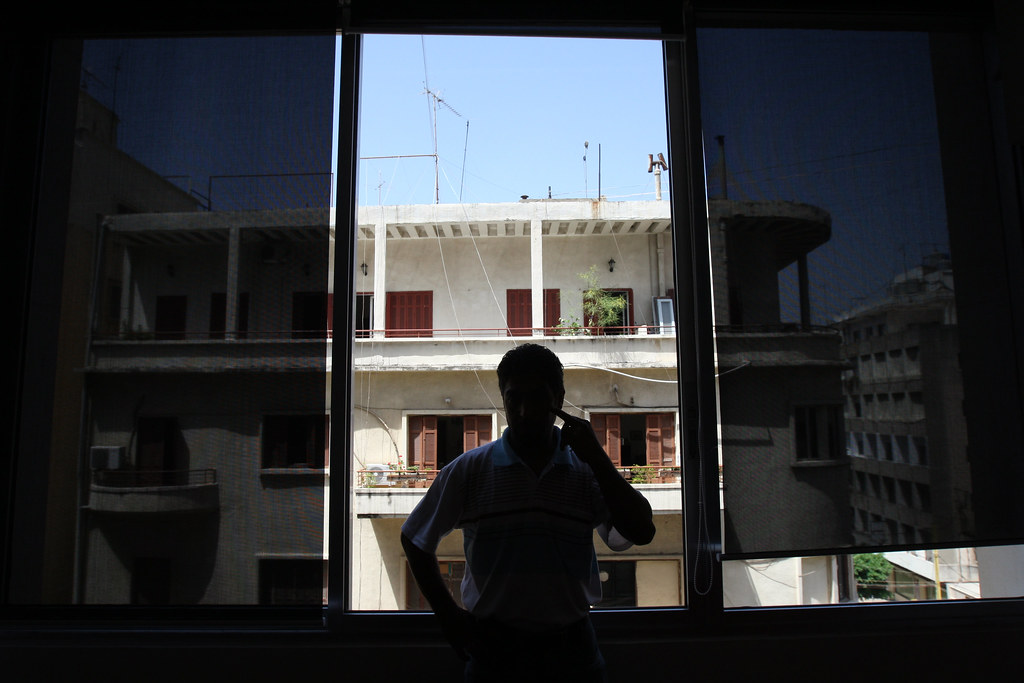 UNHCR News Story: Putting a man back together: Beirut centre heals mental wounds of torture