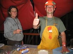 Mr Meat, Chickenstock '09, Chicken Gold Camp (chicken gold camp) Tags: park camping chicken alaska gold rv park trip downtown gold world alaska top chicken caf town gold chicken vacation recreational panning alaska campground mining dredge cabins