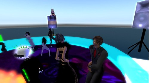 mr widget, raftwet, xavier in second life