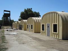 SteelMaser Steel Military Barracks