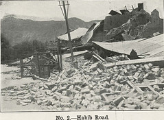 1935 quetta earthquake habib road (myprivatecollection7) Tags: road earthquake 1935 habib quetta