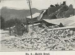1935 quetta earthquake habib road (myprivatecollection7) Tags: road earthquake 1935 habib quetta