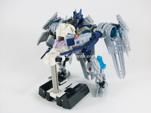 Transformers Scalpel RotF Scout - modo alterno