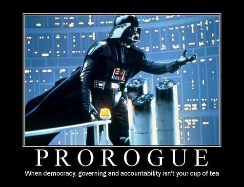 prorogue
