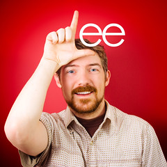 365-1 (Mr. Moog) Tags: red beard ginger loser 365 glee gleek