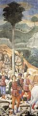 Benozzo Gozzoli - detail, cortege of the old king (petrus.agricola) Tags: private florence chapel firenze palazzo adoration magi gozzoli mediciriccardi benozzo