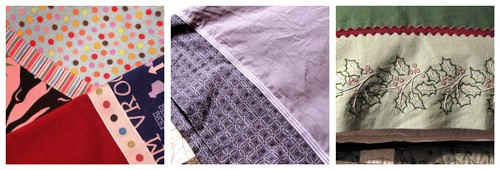 Pillowcases 2009