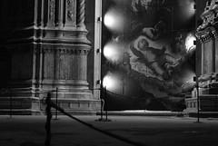 Nascita. (Gabriele Papalini) Tags: blackwhite italia basilica bn chiesa bologna bianconero sanpetronio