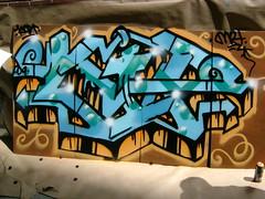 kit (graffiti oakland) Tags: graffiti oakland ks kit burner mbt kitone