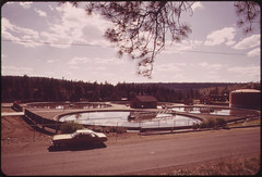 Sewage Treatment Plant for the City of Spokane...
