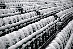 Snow joke (Tripod Ape) Tags: winter snow nikon bath terrace rugby coke drugs seating cocaine rec bathrugby drugabuse recreationground d80