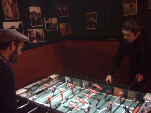 foosball in Berlin