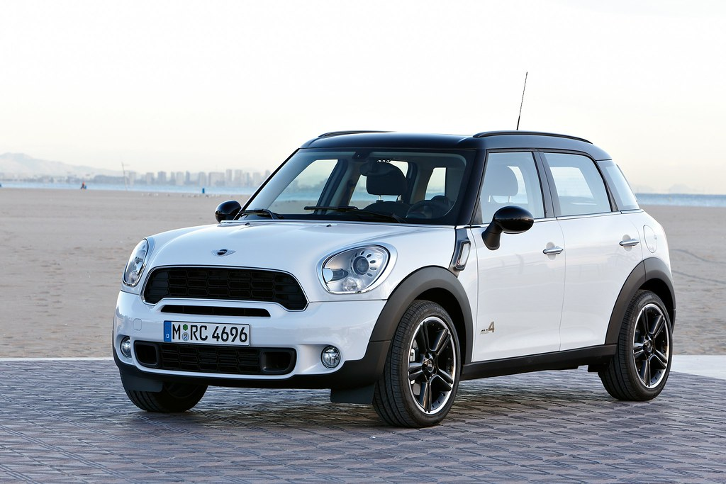 In a nutshell, the MINI Countryman offers all the characteristic features of