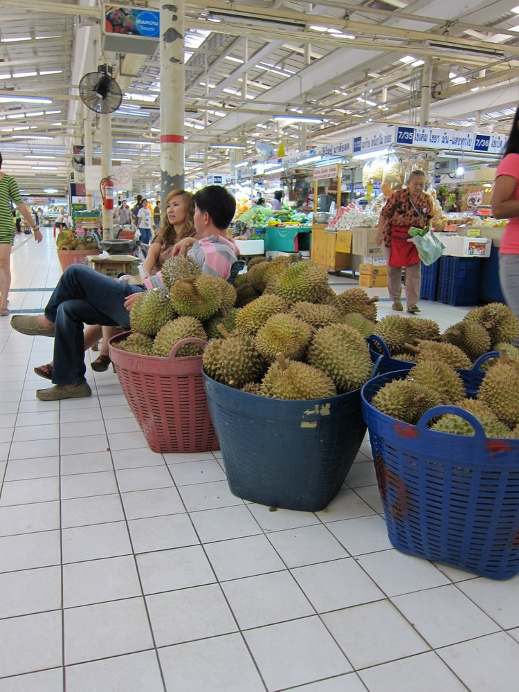 Sneaky Durians