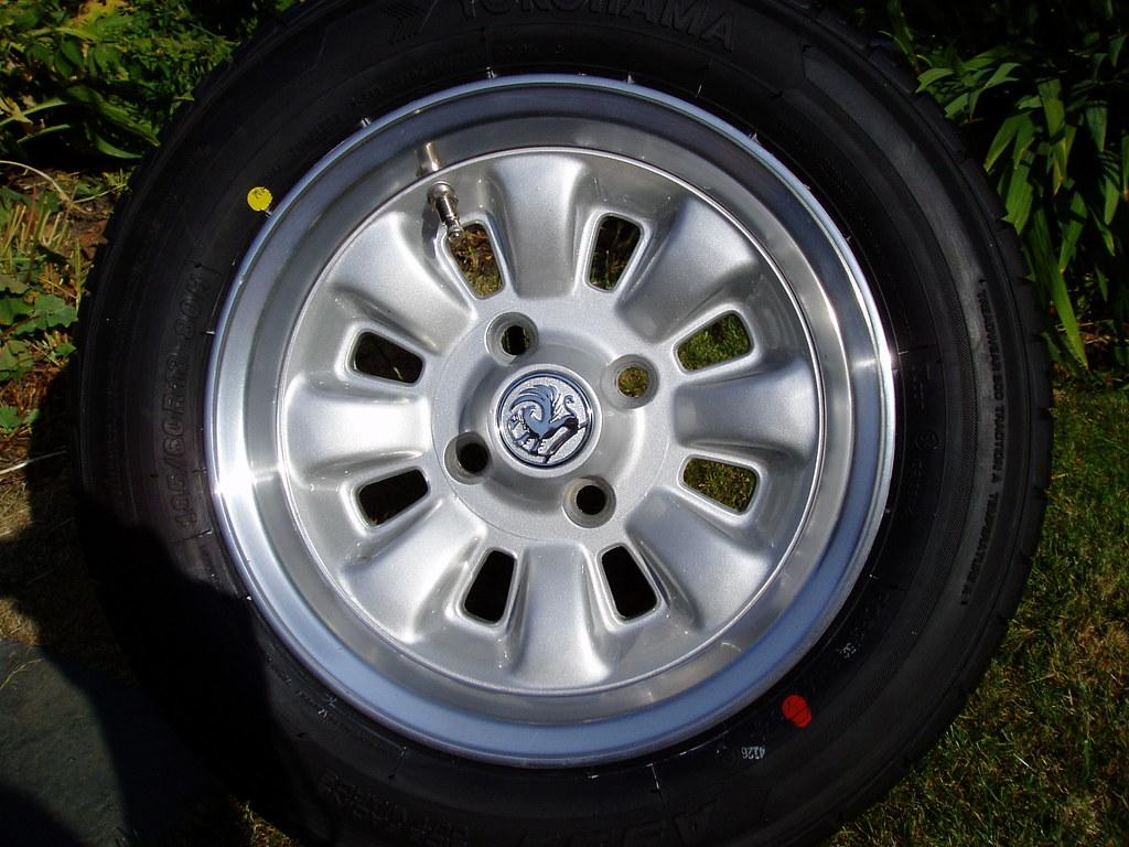 Avon Safety Wheel