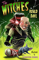 4338294262 5c35a09f9f m Top 100 Childrens Novels #81: The Witches by Roald Dahl