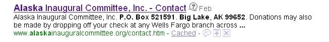 ak inaugural google