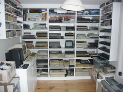 The New Computer Room (Simon Thornton) Tags: apple einstein computers philips atari retro sharp acorn coco electron 400 commodore amstrad timex elan aquarius c64 800 mattel zxspectrum sinclair zx81 texasinstruments tandy n60 c4 7800 mc10 800xl appleiigs vectrex vic20 ti994a zx80 appleiic 600xl zxspectrum3 1200xl mz700 samcoupe 520st cpc464 c116 macse30 65xe pc200 amiga1200 380z researchmachines coco2 tc2048 zxspectrum2 g7000 ts1000 cpc6128 dragon64 c128d oric1 memotech mtx500 camputers bbcmaster oricatmos mtx512 enterprise128 megaste macintoshiifx 464plus zxspectrum128 ts1500 tantung lynx96k 2600jnr tandypcex cglm5