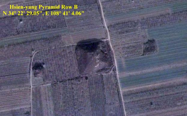 China_Pyramid_Hsien_Yang_Pyramid_Row_B